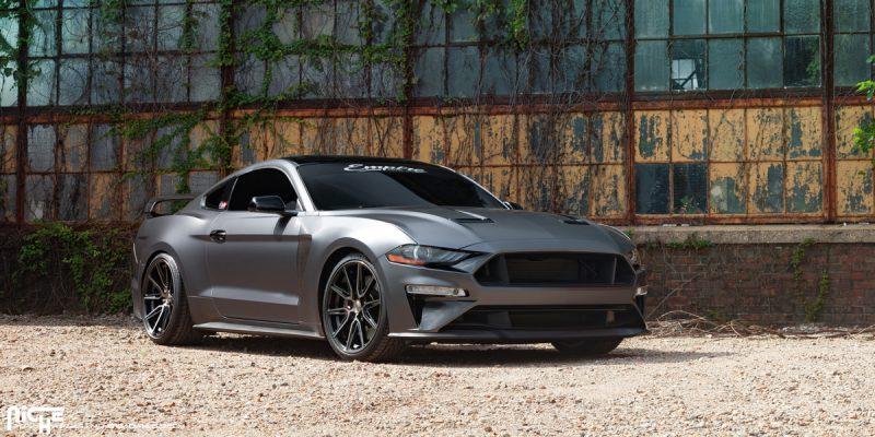 Ford Mustang 20x9 Niche Gemello M219 Wheels
