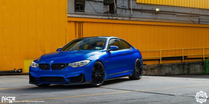 BMW M4 20x9 Niche Vosso M203 Wheels