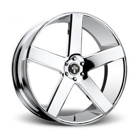 DUB Custom Wheels BALLER S115 CHROME