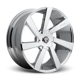 DUB Custom Wheels DIRECTA S132 CHROME