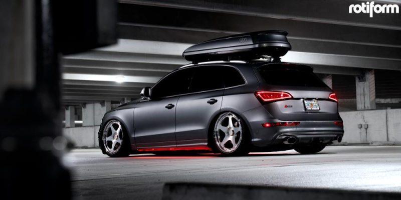 Audi 22 Rotiform ROC Wheels