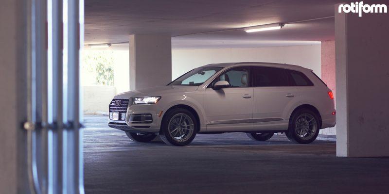 Audi Q7 22 Niche SFO Wheels