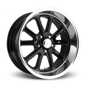 US MAG Custom Wheels U121 RAMBLER GLOSS BLACK