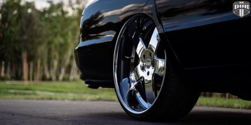 Chevrolet Impala 24x9 DUB Baller X84 Wheels