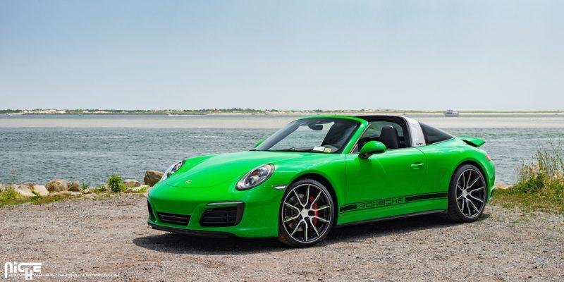 Porsche 911 20x9 Niche Gemello Wheels