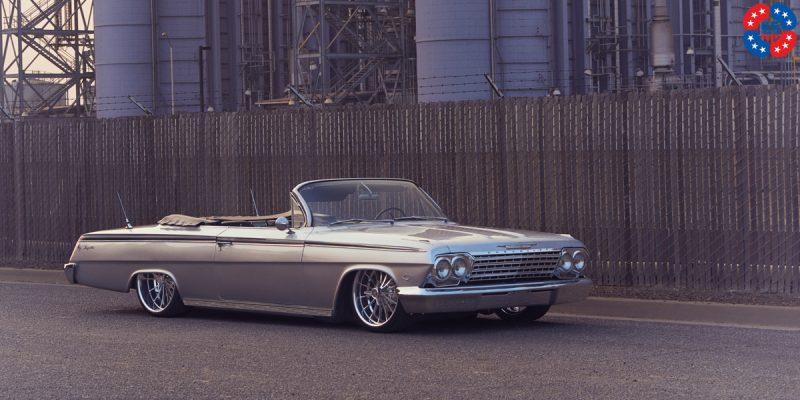 Chevrolet Impala 20x8.5 USMAGS Heritage U343 Wheels