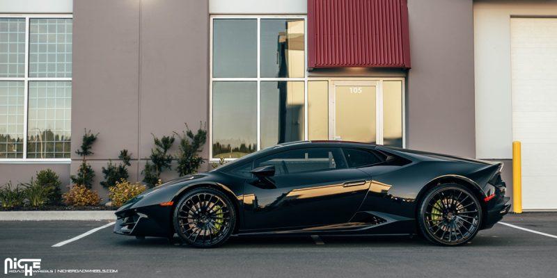 Lamborghini Huracan 20x9 Niche Majorca Wheels