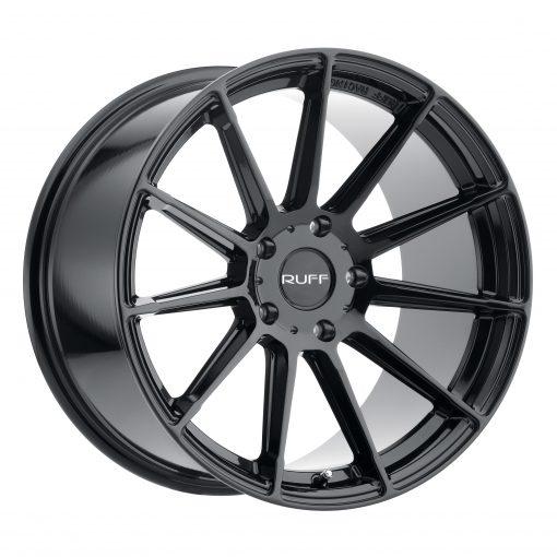 Ruff Custom Wheels RS2 BLACK