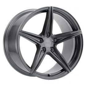 XO Luxury Custom Wheels AUCKLAND GUNMETAL