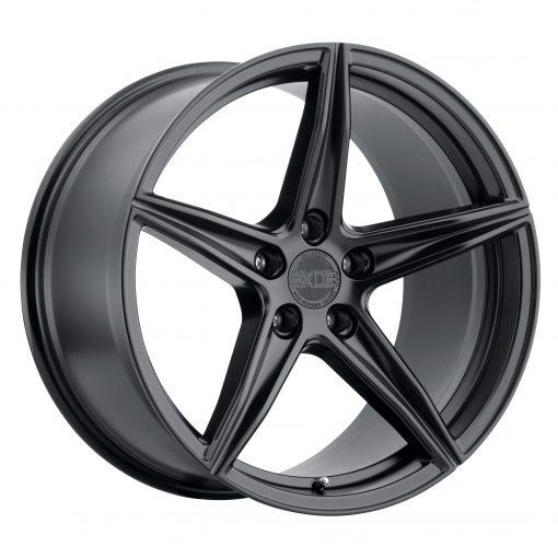 XO Luxury Wheels AUCKLAND BLACK