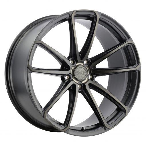XO Luxury Wheels MADRID BLACK TINTED