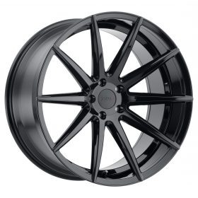 TSW Custom Wheels CLYPSE BLACK