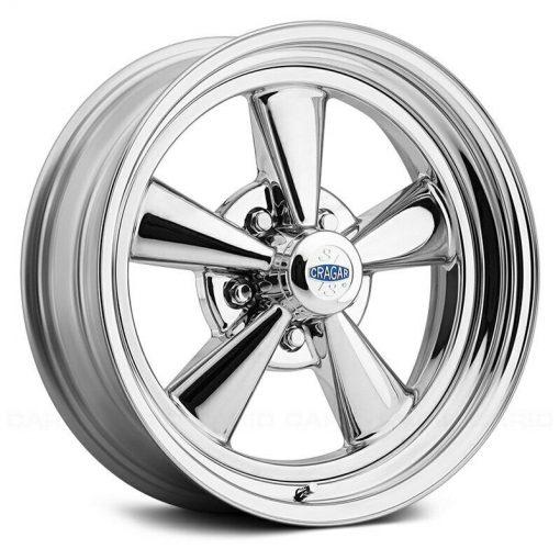 Cragar Custom Wheels 61C SS CHROME
