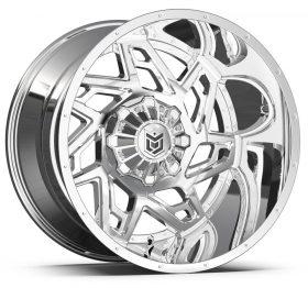 Dropstars Custom Wheels 652C CHROME