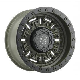 Black Rhino Custom Wheels ABRAMS GREEN