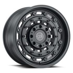 Black Rhino Custom Wheels ARSENAL BLACK