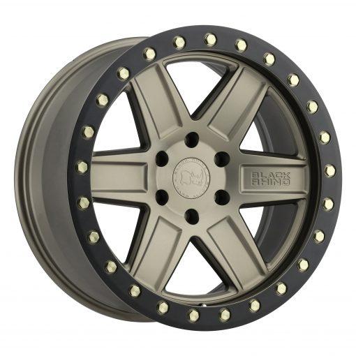Black Rhino Custom Wheels ATTICA BRONZE BLACK