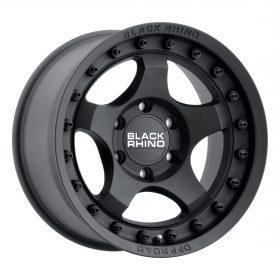 Black Rhino Custom Wheels BANTAM TEXTURED BLACK
