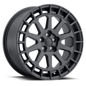 Black Rhino Custom Wheels BOXER GUNMETAL BLACK