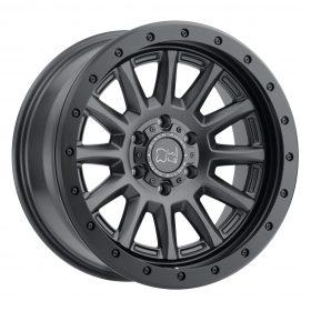 Black Rhino Custom Wheels DUGGER GUN BLACK