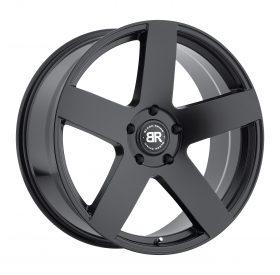 Black Rhino Custom Wheels EVEREST MATTE BLACK