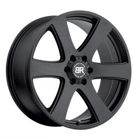 Black Rhino Custom Wheels HAKA MATTE BLACK