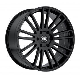 Black Rhino Custom Wheels KRUGER BLACK