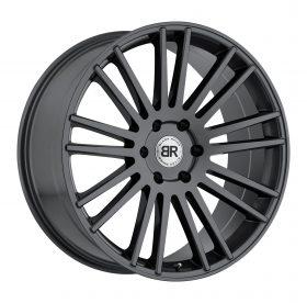 Black Rhino Custom Wheels KRUGER GLOSS GUNMETAL