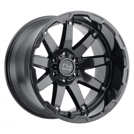 Black Rhino Custom Wheels OCEANO GUNMETAL BLACK