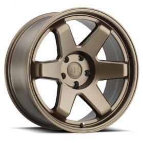Black Rhino Custom Wheels ROKU BRONZE