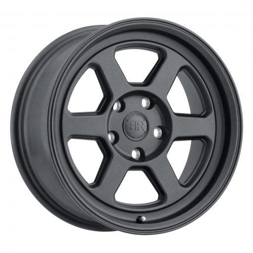 Black Rhino Custom Wheels RUMBLE GUNBLACK