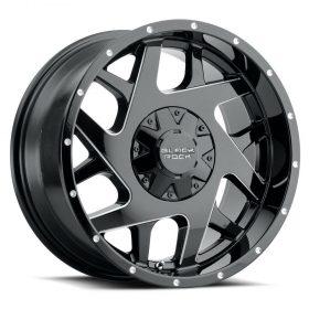 935B Gloss Black Milled