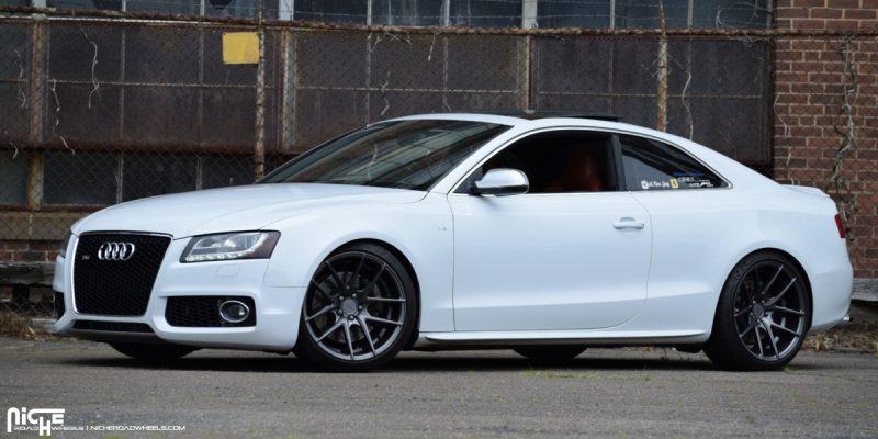 Audi S5 19 Niche Targa M129 Wheels