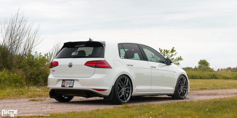 Volkswagen GTI 19x8.5 Niche Vosso M204 Wheels