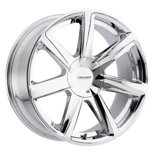 Cruiser Alloy Wheels 922C Kinetic CHROME