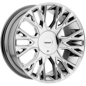 Cruiser Alloy Custom Wheels 923C Raucous CHROME
