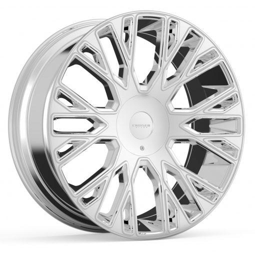 Cruiser Alloy Wheels 923V Raucous CHROME