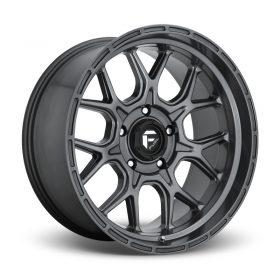 Fuel Custom Wheels D672 TECH MATTE GUNMETAL