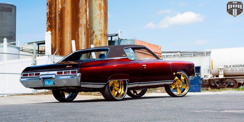 Chevrolet Impala 26 DUB Hypa XB20 Wheels