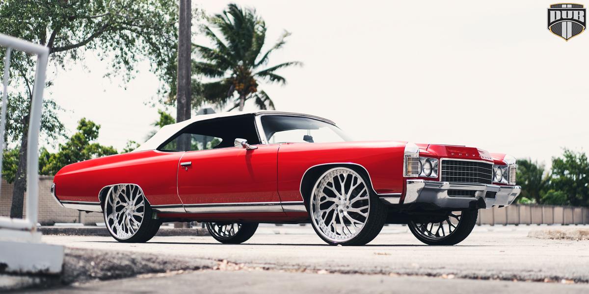 Chevrolet Impala 26x9 DUB XB81 Wheels