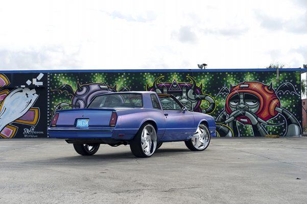 Chevrolet Monte Carlo DUB Victorio X105 Wheels