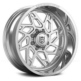 Dropstars Custom Wheels F60P1 POLISHED