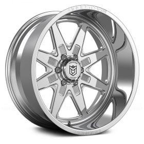 Dropstars Custom Wheels F61P1 POLISHED