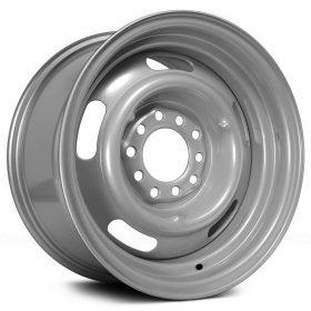 Pacer Custom Wheels 144S Silver Rallye SILVER
