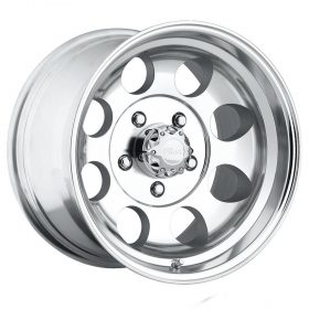 Pacer Custom Wheels 164P LT Mod Polished POLISHED