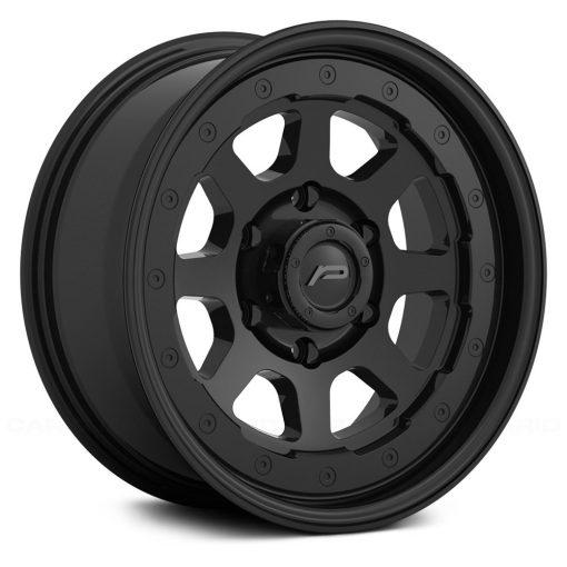 Pacer Custom Wheels 166SB Nighthawk SATIN BLACK