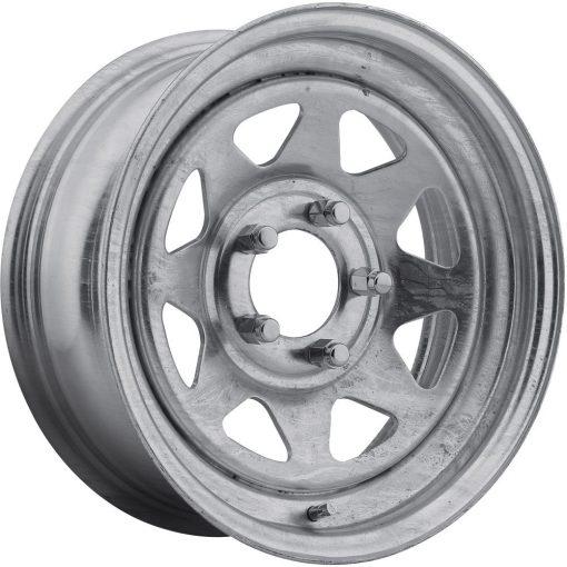 Pacer Wheels 28GA Galvanized Spoke Galvanized