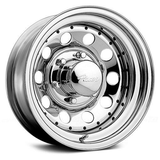 Pacer Custom Wheels 320C Chrome Mod CHROME