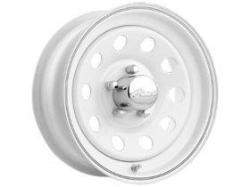 Pacer Wheels 55W White Mod White