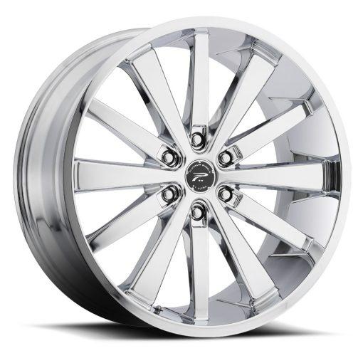Platinum Custom Wheels 270C Pivot CHROME